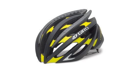 Giro Aeon black/yellow livestrong